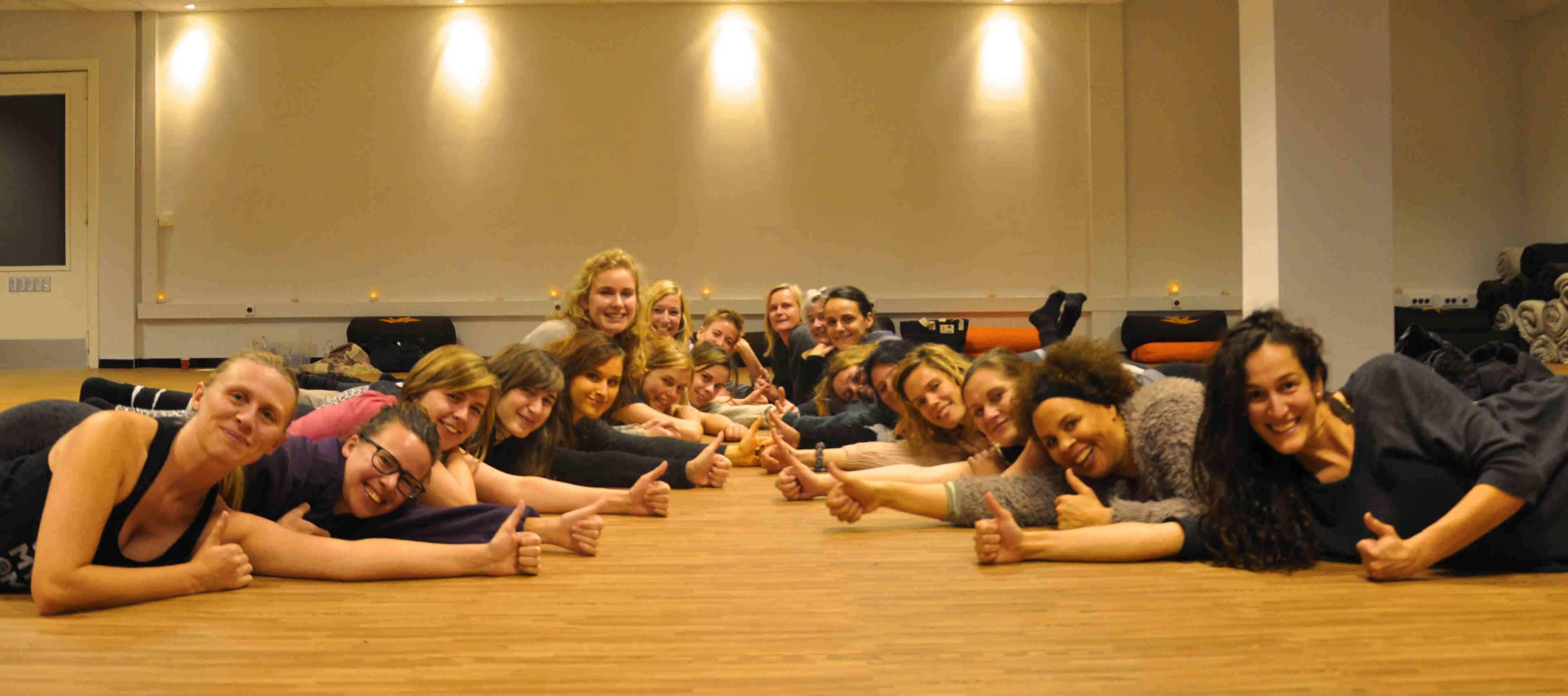 Kids Yoga certification with Helen Purperhart