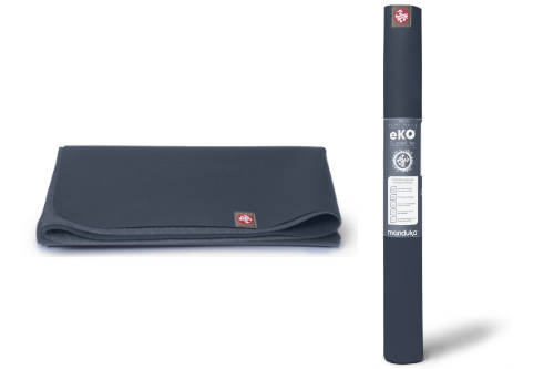 Manduka Yoga Mat eKO Superlight Midnight